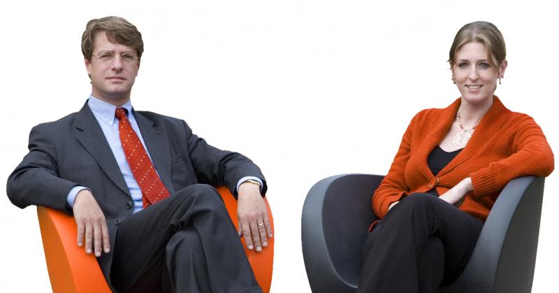 Corten Advocaten - Pieter Boomaars en Lonneke Donckers-Corten